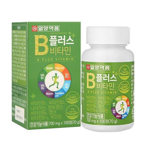 비타민B 2통 200일분 VITAMINB B12 영양제 상품이미지