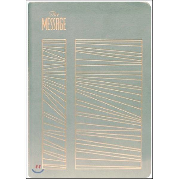메시지 완역본 큰글자 : 일상의 언어로 쓰여진 성경 옆의 성경  유진 피터슨 상품이미지
