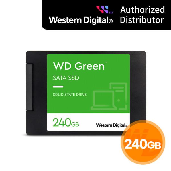WD GREEN SSD 240G AS 3년무상 상품이미지