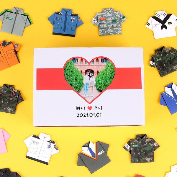 (군복쏠라씨) DIY 12종류 곰신선물 특별한 선물 상품이미지