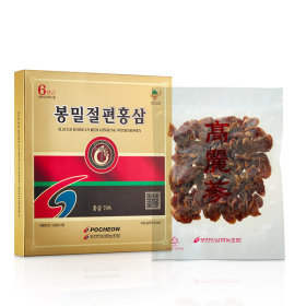 봉밀절편홍삼300g대용량/홍삼절편/6년근 국내산홍삼