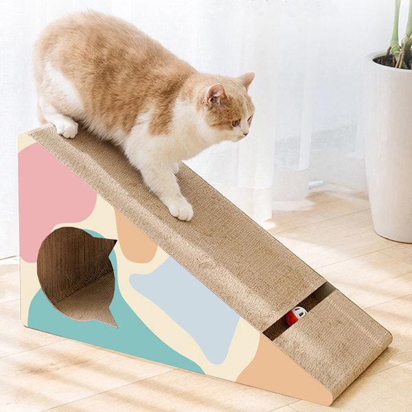 가리가리 빅써클 모던캣 월플러스 고양이 스크레쳐 상품이미지