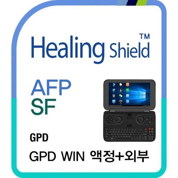 GPD GPD WIN AFP 액정보호필름 2매+매트 외부(각 1매) 상품이미지