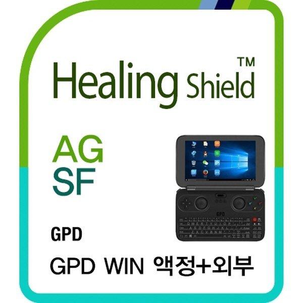 GPD GPD WIN AG 액정보호필름 2매+매트 외부(각 1매) 상품이미지