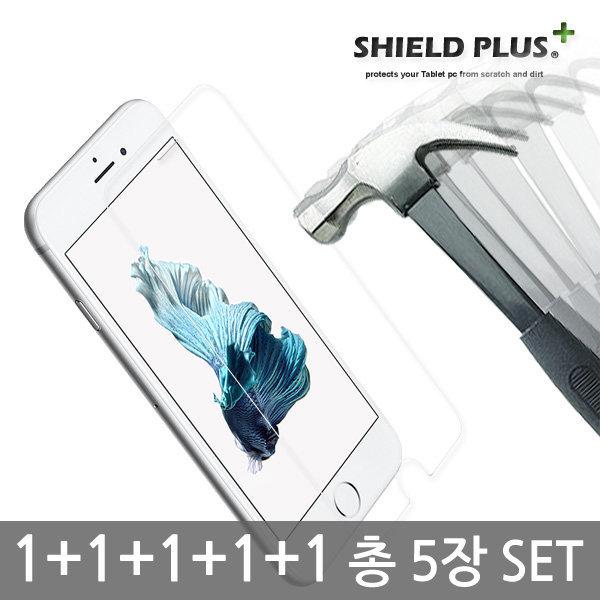 쉴드플러스 강화유리필름 아이폰 5 6 7 플러스 노트 s 상품이미지