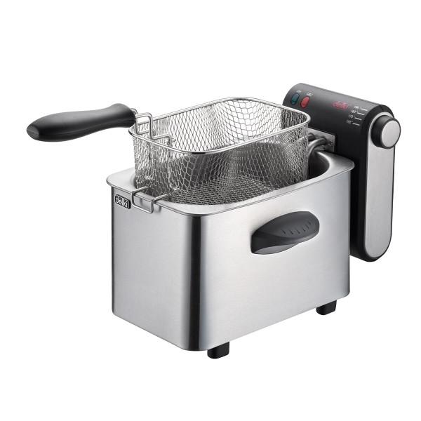 델키 NEW 업그레이드 절전형 전기튀김기 DKR-113/블랙 상품이미지