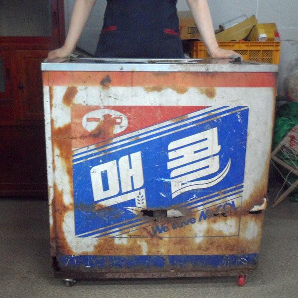 G마켓 - 맥콜 이동카트 판매대/맥콜자료/옛날음료/80년대음료
