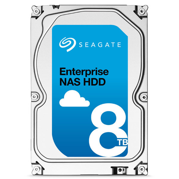 8TB Enterprise NAS HDD + Rescue ST8000NE0011 상품이미지