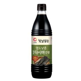 (1+1)대상_청정원염도낮춘발효다시마간장_840ML