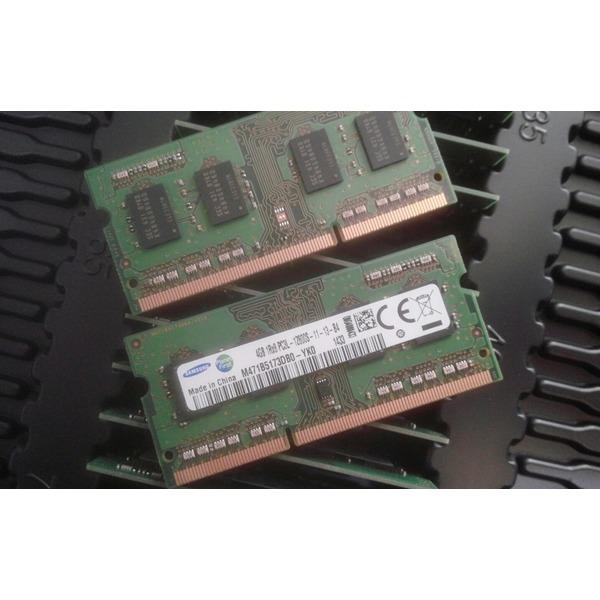 삼성전자 노트북 DDR3L 4G PC3-12800S/1.35V 상품이미지