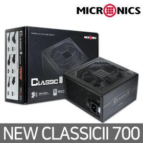 Classic II 700W +12V Single Rail 85+ 파워서플라이