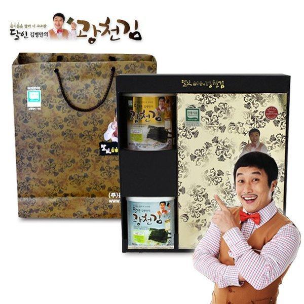광천김  김병만의 달인김 선물세트 5호 상품이미지