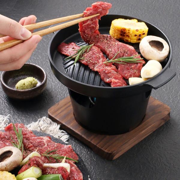 아코 그릴팬 일본식 미니화로 샤브샤브 전골냄비 모음 상품이미지