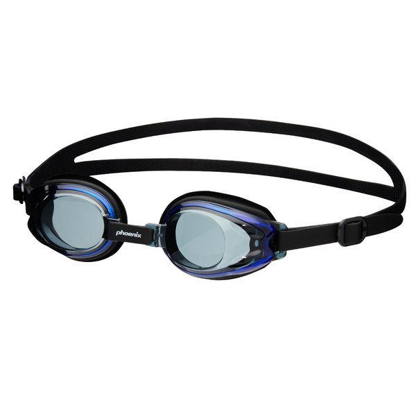 아동 수경 PN-505J 블랙 수영 주니어 물안경 상품이미지