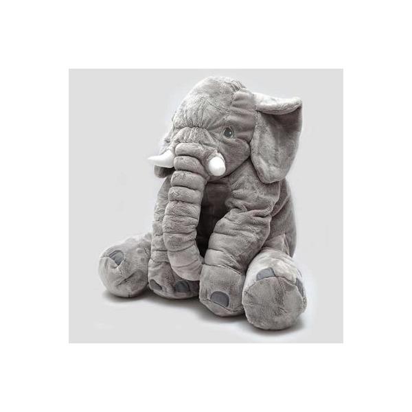 코끼리 애착인형 특대형 80cm 대형인형 엄마코끼리 상품이미지
