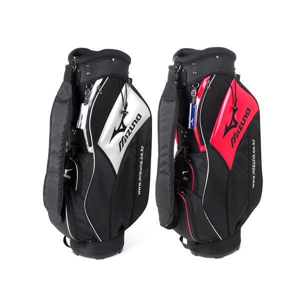 (현대Hmall)(미즈노코리아 정품) 탑라이트 골프 캐디백/경량 남성 상품이미지