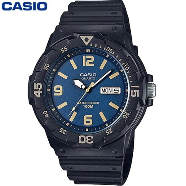카시오 MRW-200H-2B3 남성 다이버시계 상품이미지