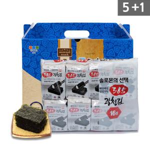 (1+1) 광천 재래도시락김16봉+16봉 32봉/프리미엄