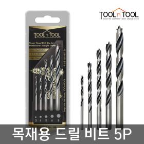 5P/Drill Bit/Set/DR5W