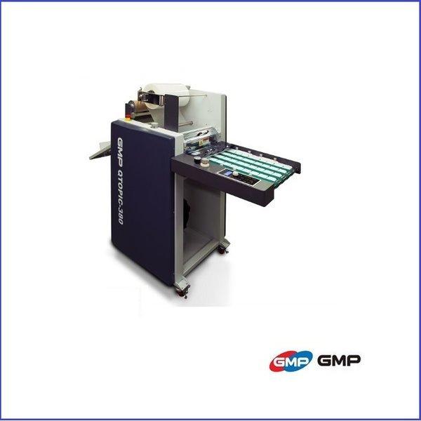 라미월드-코팅기 QTOPIC-380 반자동급지 자동컷팅-GMP 상품이미지