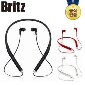 [Britz] Wireless ear plugs / Bluetooth / BZ-N4000 / 3 colors / neck band type /