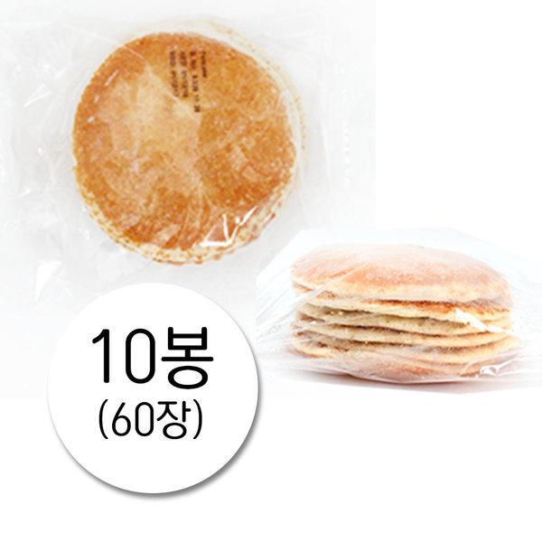 (선인)냉동포장팬케익1봉(6개)x10봉(총60장) 상품이미지