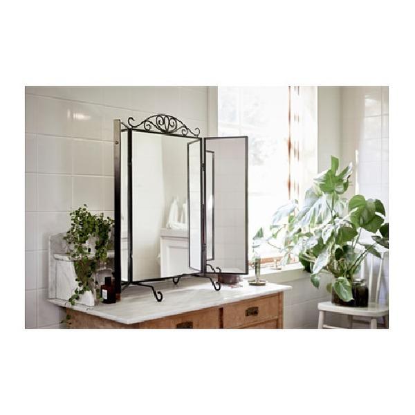 KARMSUND 탁상거울/테이블/예쁜 접이식 거울|벽거울 상품이미지