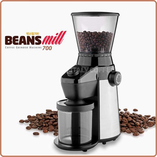빈스밀700 커피그라인더/원두분쇄기 바라짜 엔코 웰홈 상품이미지
