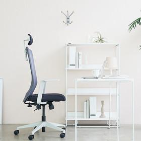 Q1W 메쉬의자 컴퓨터의자 책상 사무용 의자 본사직영