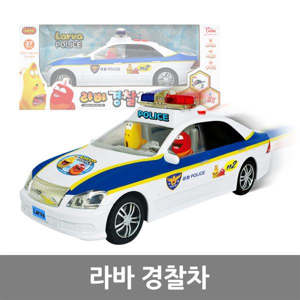 라바 택시 구급차 경찰차 자동차 소방차 장난감 상품이미지