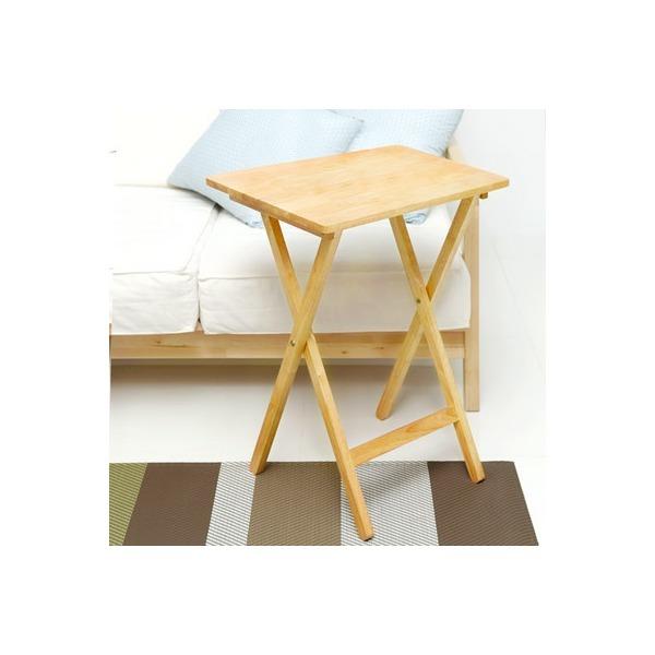 데일리 원목 접이식 사각 테이블 상품이미지