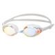 미러 수경 PN-1200M 클리어 와이드렌즈 물안경