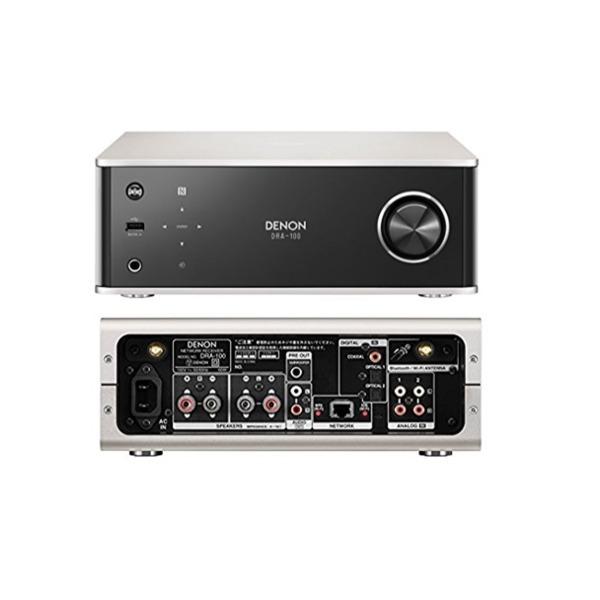 DENON 데논 프리 앰프 네트워크 오디오 DRA-100 관세X 상품이미지