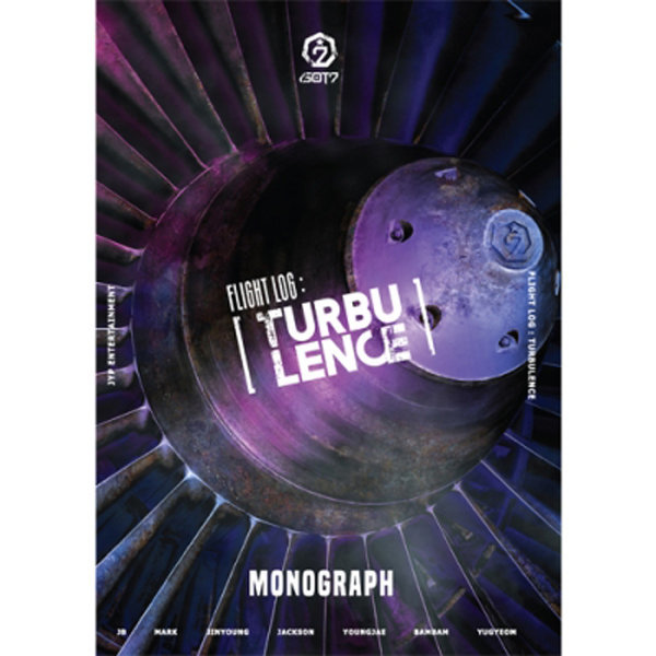 갓세븐 (GOT7) - GOT7 FLIGHT LOG: TURBULENCE MONOGRAPH 상품이미지