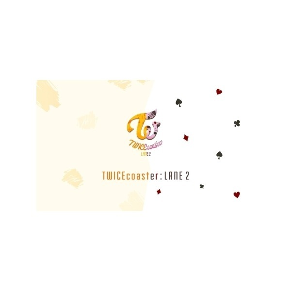 (특전포토카드9종) 트와이스 (Twice) - Twicecoaster : Lane 2 (스페셜 앨범) 상품이미지