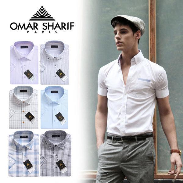 名品 오마샤리프 남자 긴팔셔츠 와이셔츠 드레스셔츠 상품이미지