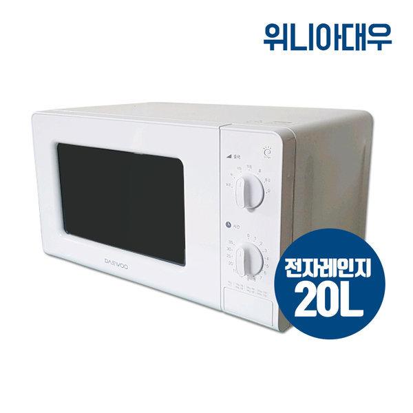 KR-B202W/M201BWB 미니전자레인지 20L 상품이미지