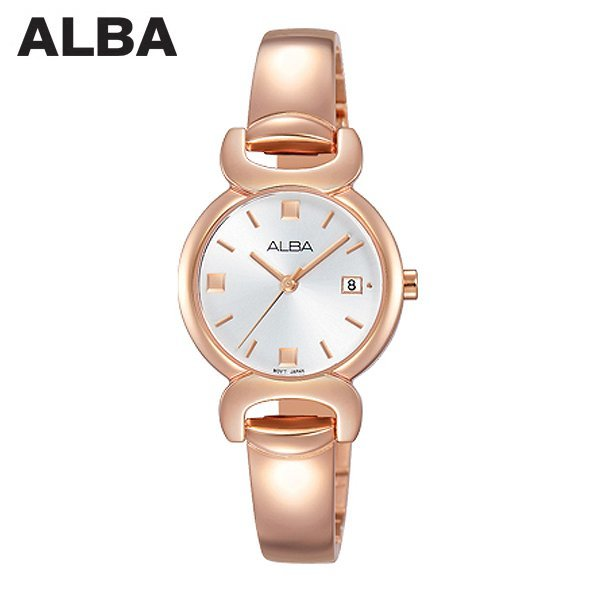 ALBA 세이코알바 AH7K12X1 여성용 메탈 시계 상품이미지