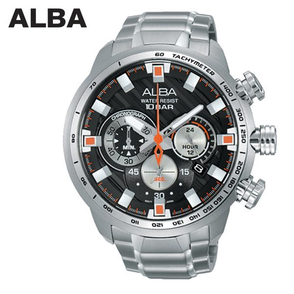 ALBA 세이코알바 AU2161X1 남성용 메탈 시계 상품이미지