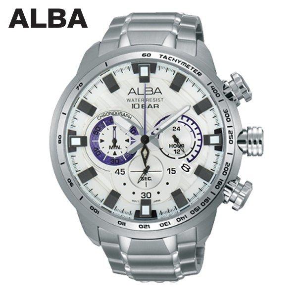 ALBA 세이코알바 AU2155X1 남성용 메탈 시계 상품이미지