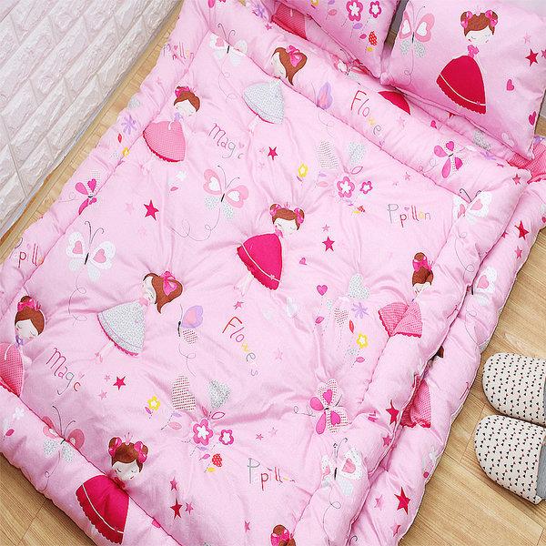 유아 어린이 집 낮잠 이불 패드 토퍼 (분리형) 상품이미지