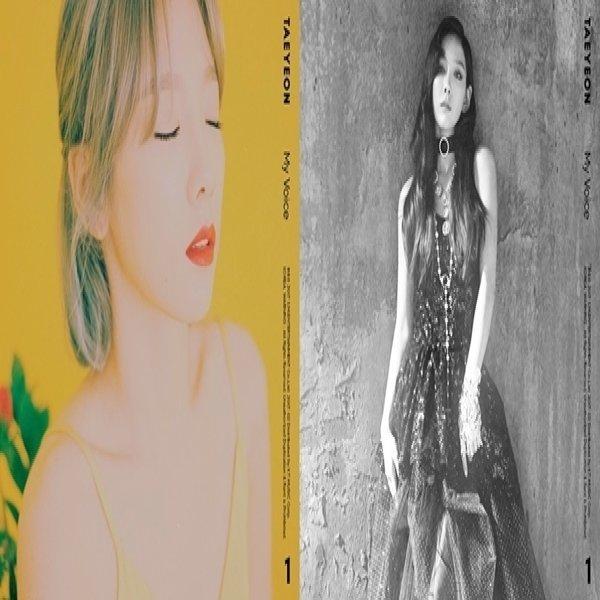 태연 (Taeyeon 소녀시대) - 정규 1집 (My Voice) 상품이미지