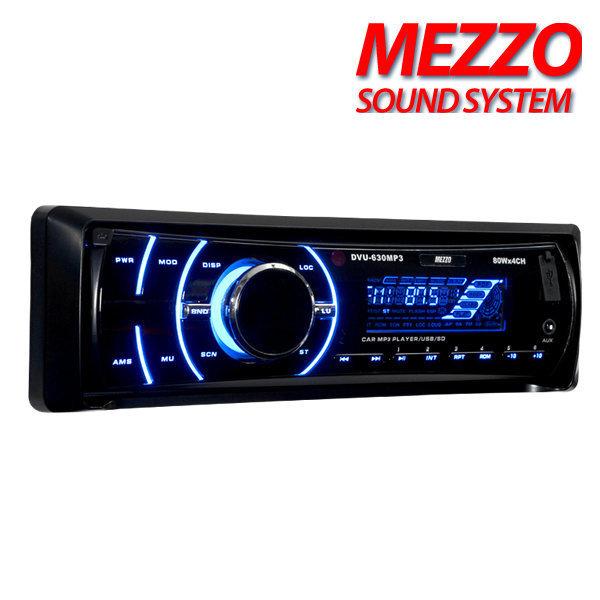 MEZZO 카오디오 헤드유닛 DIVX DVD USB SD MP3 MP4 상품이미지