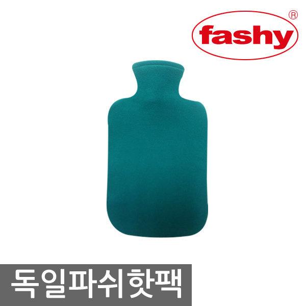 파쉬 보온물주머니 핫팩 2L +폴리커버(스카이블루) 상품이미지