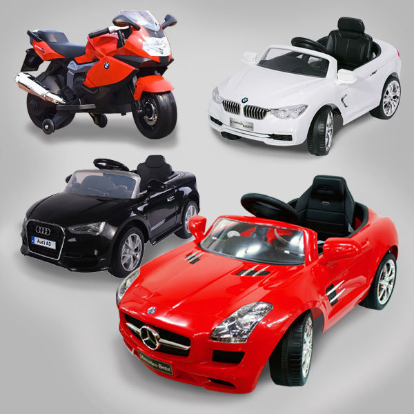BENZ SLS AMG 벤츠 전동차 / 무선리모콘 자동 장난감 상품이미지