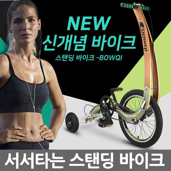 스탠딩바이크 서서타는 자전거 헬스자전거 이색자전거 상품이미지