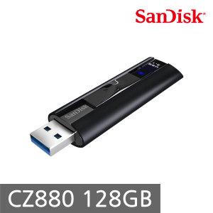 [샌디스크]SANDISK정품 USB3.1 Extreme PRO/128GB/최대420MB/s