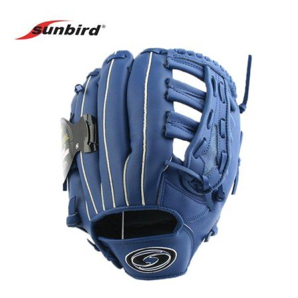 썬버드 야구 글러브(S203) 블루 13in 왼손착용 상품이미지