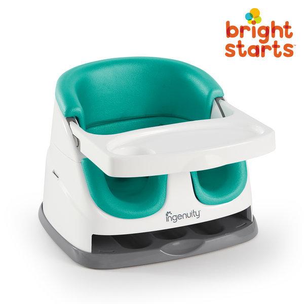 베이비베이스 부스터 III-그린/아기 유아 식탁 의자 상품이미지