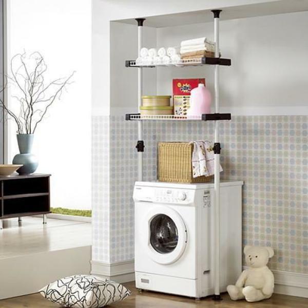 국내생산  e왕자 세탁기2단선반-D형 상품이미지